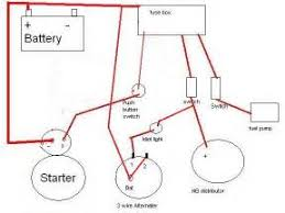 similiar simple starter and alternator wiring keywords go back > gallery for > chevy 350 starter wiring diagram