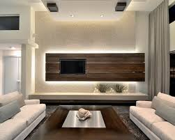 Modern Showcase Designs For Living Room Tv Unit Design For Living Room With Wallpaper Home Combo