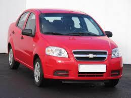 Used Chevrolet Aveo 2006 1.2 i 132356km red | AAA Auto Export