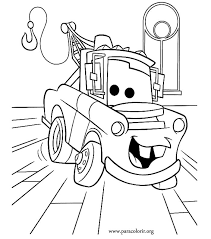 Small Picture Disney Junior Cars 2 Coloring PagesKids Coloring Pages