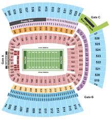 Pittsburgh Steelers Virtual Seating Chart Hirsch Coliseum Seating Chart Pittsburgh Steelers Seating