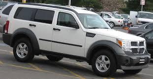 File:2007-Dodge-Nitro.jpg - Wikimedia Commons