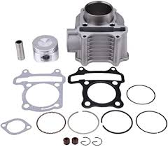 <b>Cylinder</b> Piston <b>Kit</b>, <b>Motorcycle</b> Engine <b>Cylinder Kit</b> Piston Gasket ...
