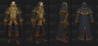 New Genn Greymane Model Blizzard Entertainment World Of Warcraft
