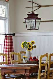 Yellow And Red Kitchen Curtains 25 Best Ideas About Gingham Curtains On Pinterest Check