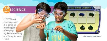 3rd grade science lesson plans