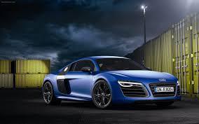 audi r8 wallpaper blue. Modren Audi Blue Audi R8 V10 2013 HD Wallpaper 1920 X 1200 19669 1920x1200 Intended R