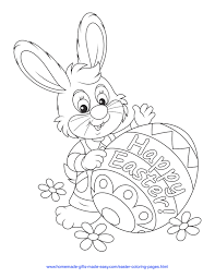 83 best easter coloring pages free