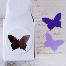 how to make paper butterflies from printables paper punches