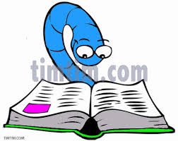 548x436 free drawing of a bookworm 2 from the books news