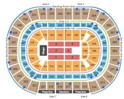 United Center Seating Chart Adele United Center Tickets Seating Charts And Schedule In