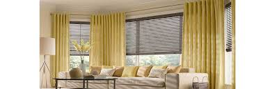 wood blinds and curtains together.  Curtains On Wood Blinds And Curtains Together R