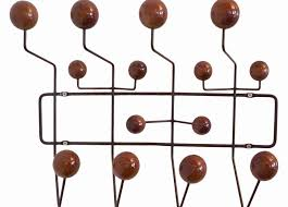 Eames Coat Rack Walnut The Best Eames Coat Rack Classic Katzen Hundefans 60