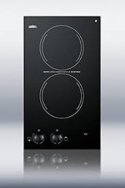 electric cooktop. Summit CR2110 115V Electric Cooktop With 2 Burners, 12-Inch