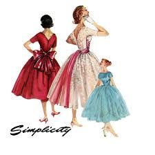 1950s Dress Patterns Awesome 48s Dress Patterns English Forum Switzerland