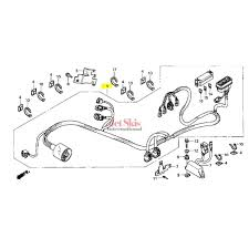 honda aquatrax part 32100 hw3 670 main wire harness 2003 2007 r12 32100 hw3 670
