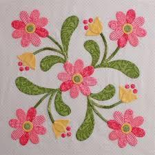 Tutorial applique petals: | Mug Rugs or Placemats | Pinterest ... & Patterns Adamdwight.com