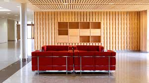 wooden acoustic panelling systems
