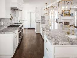 Antique White Kitchen Cabinets With Gray Ideas