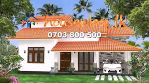 Small Picture Modern House Plans Designs Sri Lanka YouTube