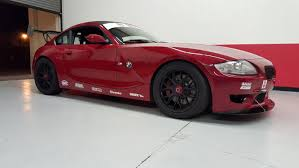 Coupe Series bmw z4 m coupe for sale : 2007 BMW Z4M Coupe Track/Race Car