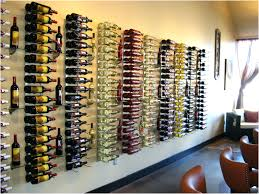wire wine rack wall mount interior vertical glass wine racks with wine bottle board placed white