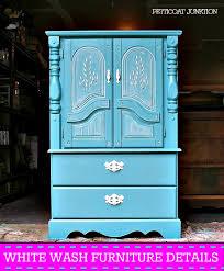 White Wash Furniture Details Petticoat Junktion