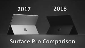 Surface Pro 6 Vs Surface Pro 2017 Differences Explained Worth Upgrading