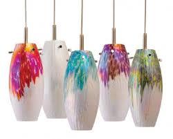 art glass pendant lighting. nora lightingu0027s newest collection of art glass pendants the karen series features a freeform splash iridescent color that will enliven kitchen center pendant lighting t