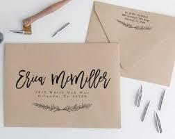 Envelope Wedding Envelope Template Etsy