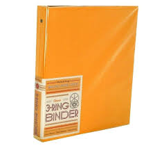 Half Inch Binders White 3 Ring View Binder W 2 Pockets
