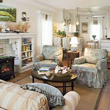Southern Living Rooms