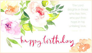 Birthday Ecards For Women Beautiful Birthday Blessings Online Card