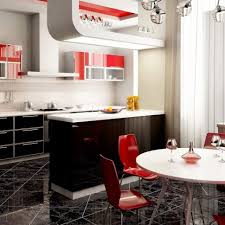 red black and white kitchen theme red kitchen decor sets red and