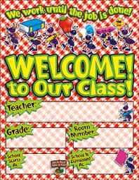 Welcome Chart Images Ants Themed Classroom Welcome Chart Printable Charts