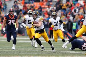 Iowa Hawkeyes 2013 Football Depth Chart Riley Mccarron Football University Of Iowa Athletics