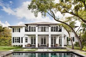Neoclassical-Style Miami Home With Pool Pavilion   iDesignArch ...