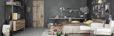 industrial bedroom furniture. Chic Ideas Industrial Bedroom Furniture - Home Designing T