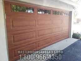 Master Doors and Gates – Garage door repair Los Angeles 800-966-4350
