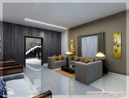 Awesome D Interior Renderings Kerala Home Design And Floor Plans - Home interior design kerala style