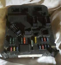 peugeot 206 cc fuses fuse boxes peugeot 206cc 2 0l siemens body control module 9649627780 fuse box s118085320
