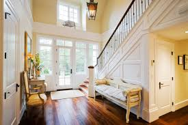 entry hall furniture ideas. living roomwooden floor wooden stairs chandelier decorative mirrors rugs arm chairs table flower entry hall furniture ideas