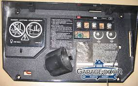 sears garage door remoteSears Craftsman Garage Door Opener Circuit Board  Garage Door