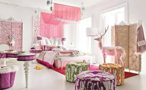 colorful modern furniture. Modern Luxury Design Of The Interior E Girl Toddler Room Decoration With Some Pink And Colorful Furniture Decorated Design,