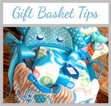 homemade baby shower basket ideas photo 10