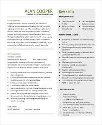 Executive Resume Template Word Resume Template Resume Bullet Points Examples Krismoran Us