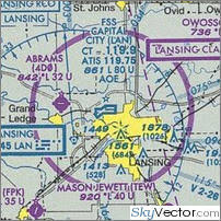 Sectional Aeronautical Chart Sectional Chart Wikipedia