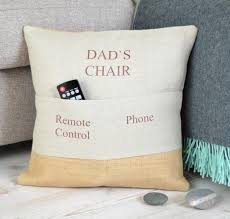 personalised pocket cushion xmas gifts for dad diy birthday gifts for dad diy gifts