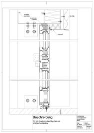 D 01 0013 Tür Mit Oberlicht In Leichtbauhalle Mit