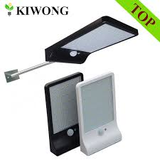 Outdoor Wireless Solar Powered Motion Sensor Detection LED Solar Powered Outdoor Security Light Motion Detection